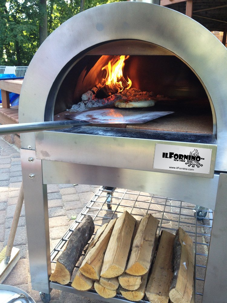 IlFornino Professional Wood Fired Pizza Oven New York   Generation II Review
