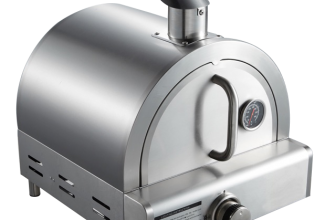 Pacific Living Outdoor Gas Pizza Oven Review