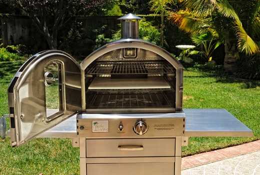 Mont Alpi Table Top Gas Pizza Oven Review